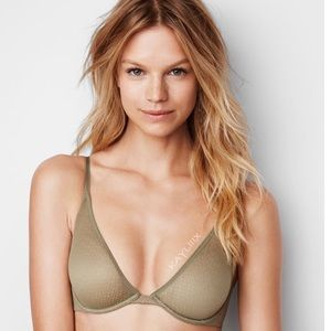 Victoria's Secret Body By Victoria Unlined Plunge